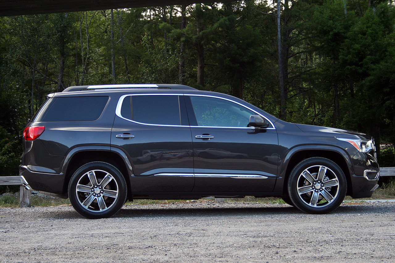 2017 gmc acadia denali driven picture 686387 truck review top speed. Black Bedroom Furniture Sets. Home Design Ideas