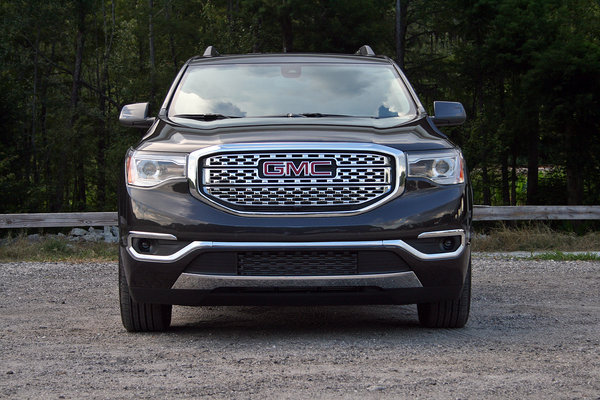 2017 gmc acadia denali driven picture 686389 truck review top speed. Black Bedroom Furniture Sets. Home Design Ideas