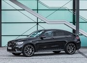 2017 Mercedes-AMG GLC43 Coupe Unveiled - image 686944