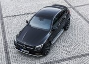2017 Mercedes-AMG GLC43 Coupe Unveiled - image 686945
