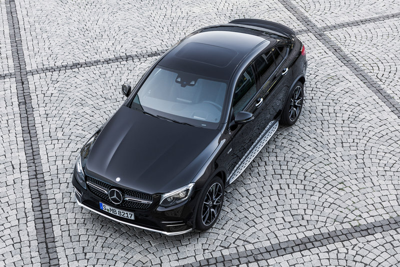 2017 Mercedes-AMG GLC43 Coupe High Resolution Exterior - image 686945
