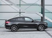 2017 Mercedes-AMG GLC43 Coupe Unveiled - image 686946