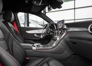 2017 Mercedes-AMG GLC43 Coupe Unveiled - image 686952