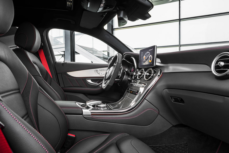 2017 Mercedes-AMG GLC43 Coupe High Resolution Interior - image 686952
