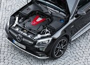2017 Mercedes-AMG GLC43 Coupe Unveiled - image 686958
