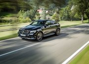 2017 Mercedes-AMG GLC43 Coupe Unveiled - image 686935