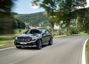 2017 Mercedes-AMG GLC43 Coupe Unveiled - image 686936