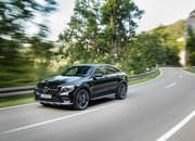 2017 Mercedes-AMG GLC43 Coupe Unveiled - image 686941
