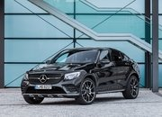 2017 Mercedes-AMG GLC43 Coupe Unveiled - image 686934