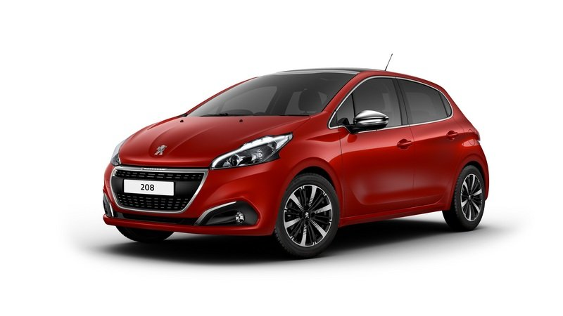 2017 peugeot 208 allure premium review top speed. Black Bedroom Furniture Sets. Home Design Ideas
