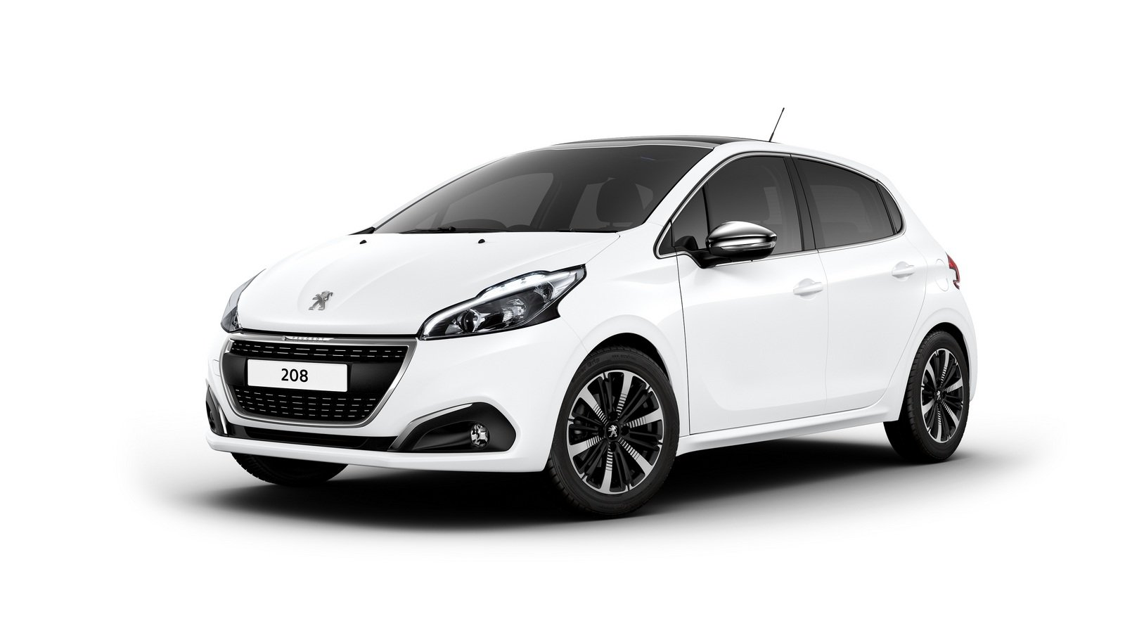 2017 peugeot 208 allure premium picture 684186 car review top speed. Black Bedroom Furniture Sets. Home Design Ideas