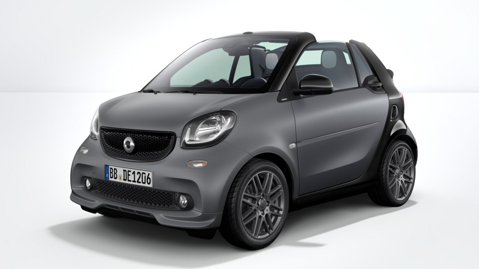2017 Smart Forfour Review Specs And Price >> 2017 Smart Fortwo Sport Package By Brabus Review Top Speed