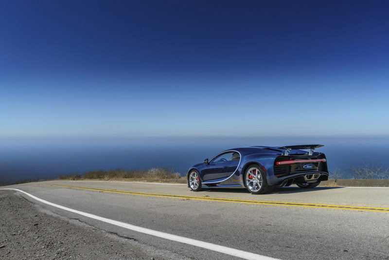Is Bugatti Sandbaggin' The Chiron's Top Speed? Hennessey Thinks So High Resolution Exterior - image 685582