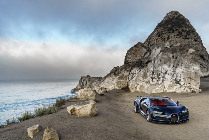 Wallpaper of the Day: 2018 Bugatti Chiron