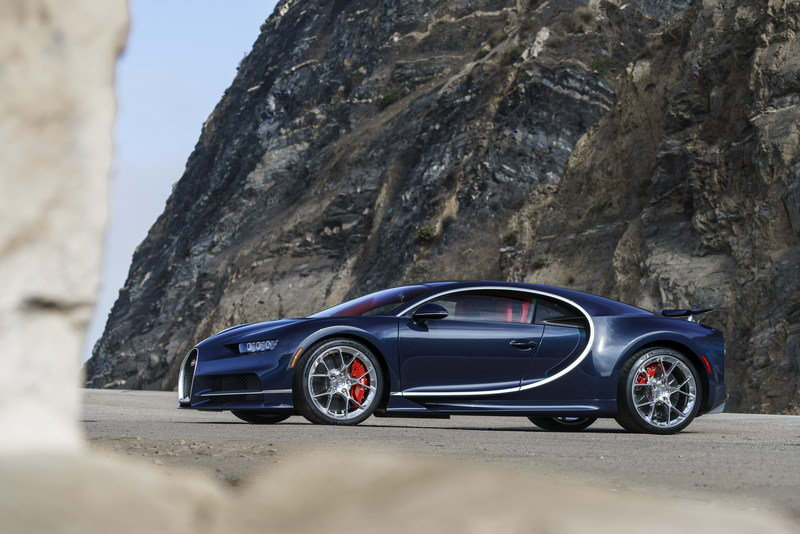 2018 Bugatti Chiron High Resolution Exterior - image 685578