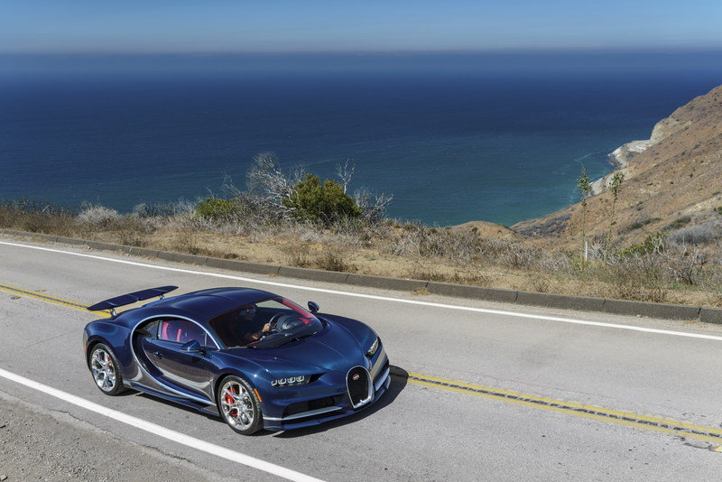 2018 Bugatti Chiron High Resolution Exterior - image 685581
