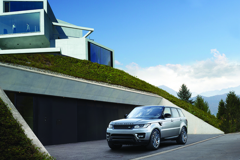2017 Land Rover Range Rover Sport High Resolution Exterior - image 685110