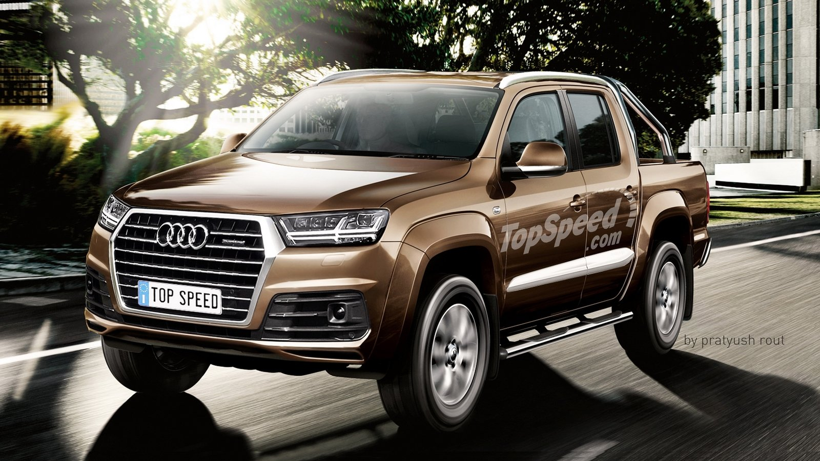 2019 Audi Pickup - Picture 686081 | truck review @ Top Speed