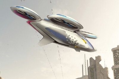 Airbus Working on Development of Flying Taxi Drone - image 685744