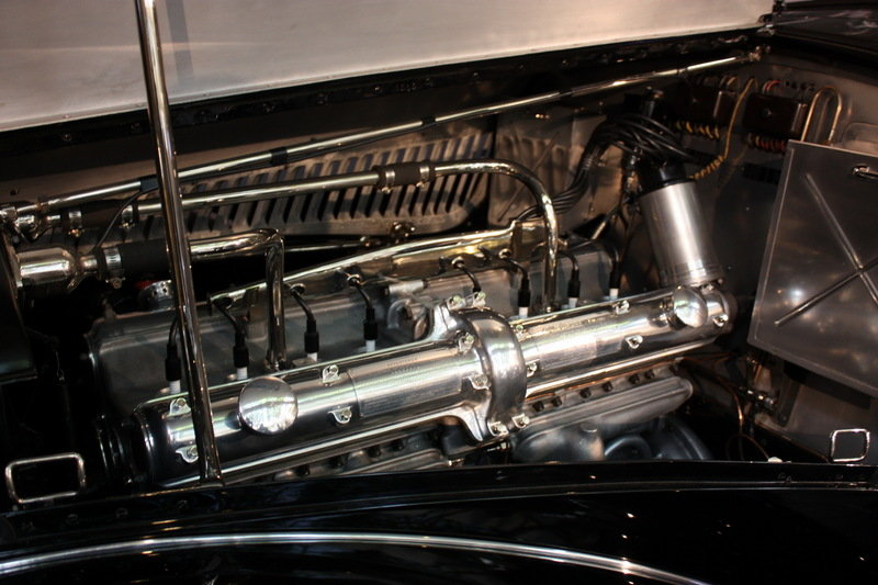 1939 Alfa Romeo 8C 2900B Lungo Spider High Resolution Drivetrain AutoShow - image 686221