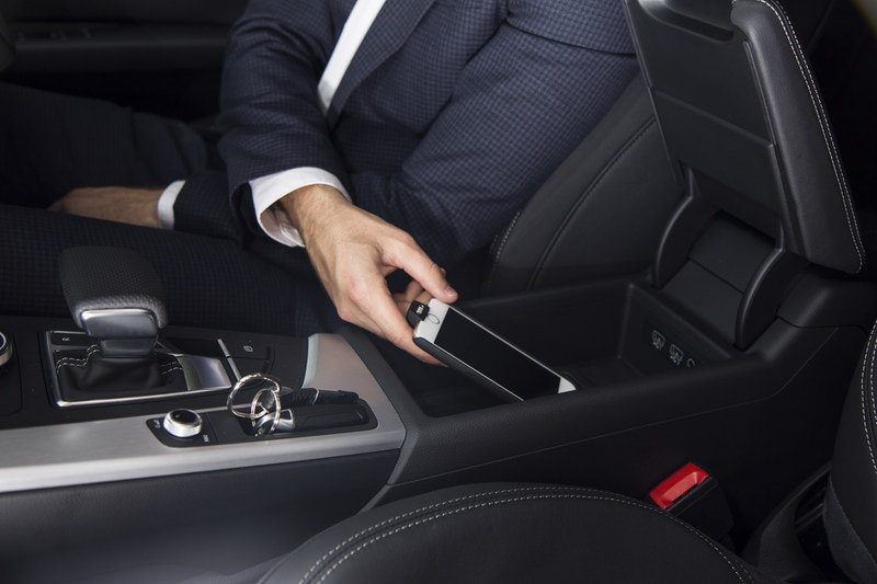 Audi's New iPhone Case Offers Wireless Charging Through Phone Box Option