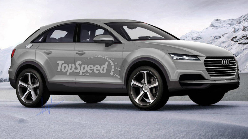 Audi Q4 News And Reviews Top Speed