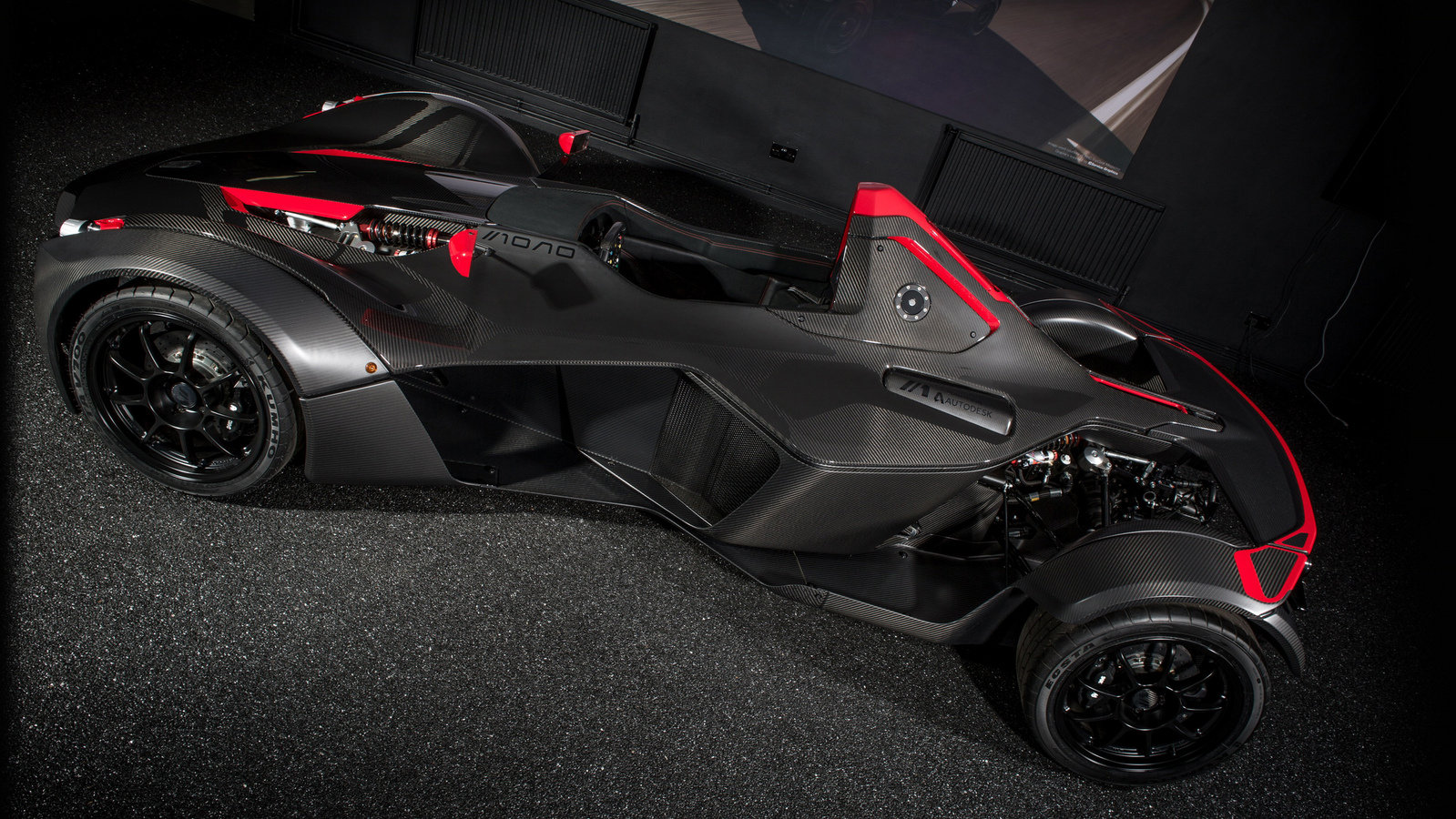 2017 BAC Mono Graphene Review - Top Speed
