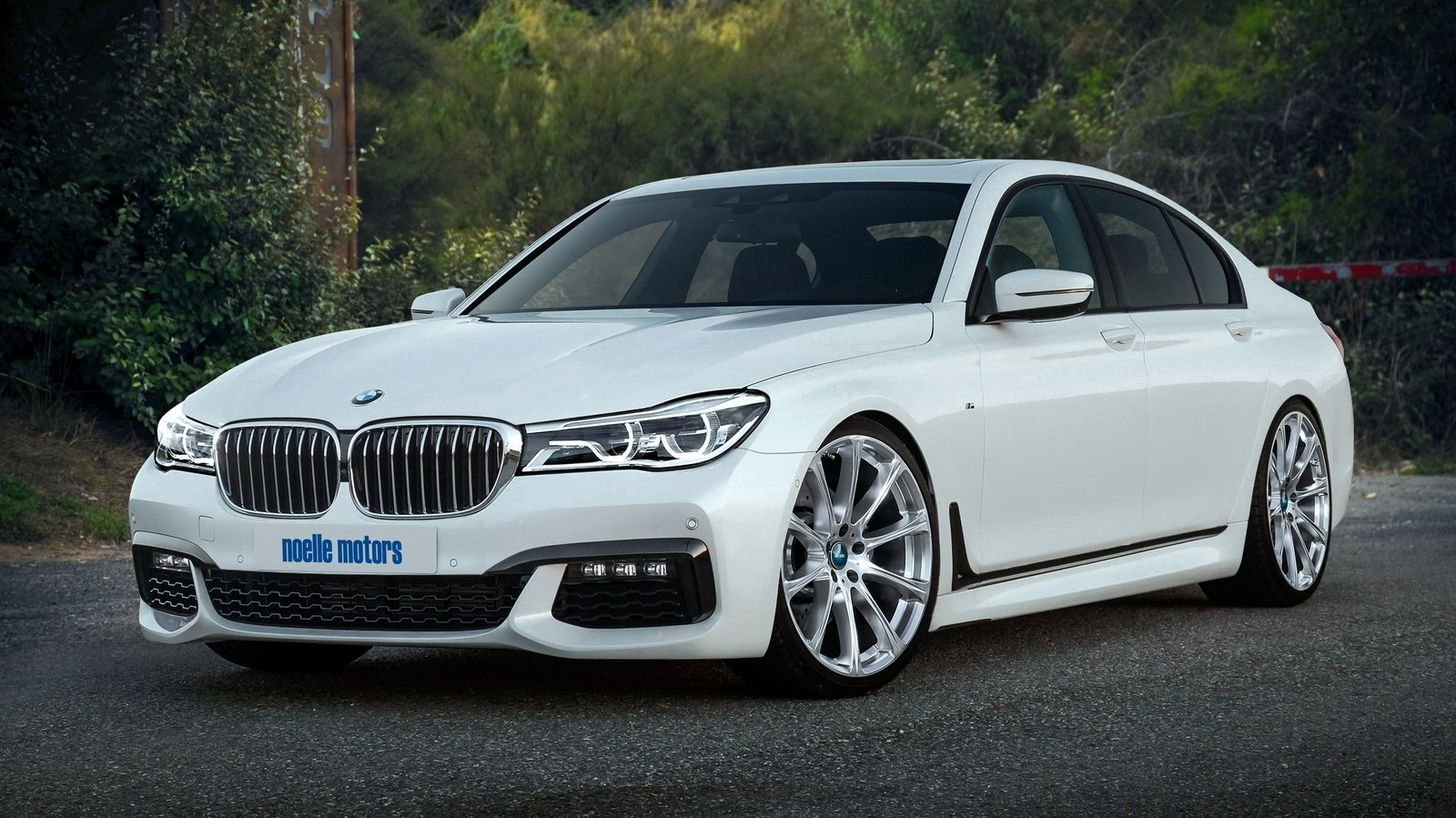 BMW I By Noelle Motors Review Top Speed - 750i bmw price