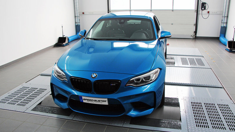 2016 BMW M2 By Speed-Busters High Resolution Exterior Press Releases - image 683891