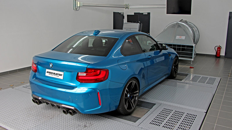2016 BMW M2 By Speed-Busters High Resolution Exterior Press Releases - image 683890