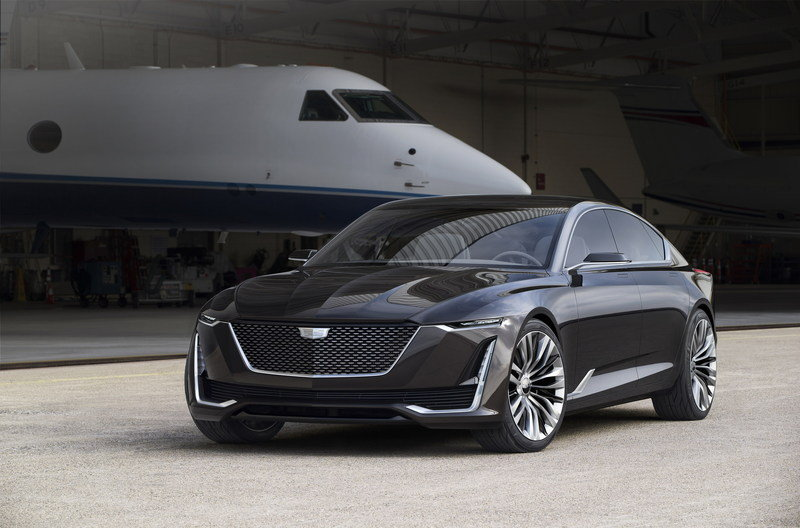 2016 Cadillac Escala High Resolution Exterior - image 685455
