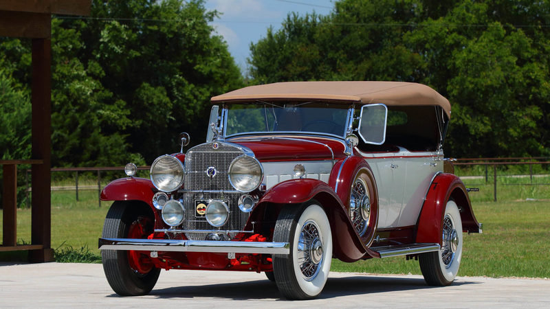 1931 Cadillac Series 370 Phaeton High Resolution Exterior - image 684380