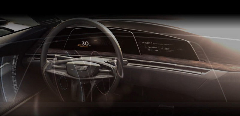 Cadillac Teases New Concept that Debuts on August 18