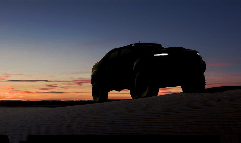 Chevrolet Colorado-Based Fuel Cell Vehicle Will Be Revealed In October