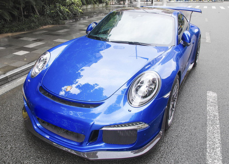 DMC Tuning Offers New Aero Kit for the 911 Range
