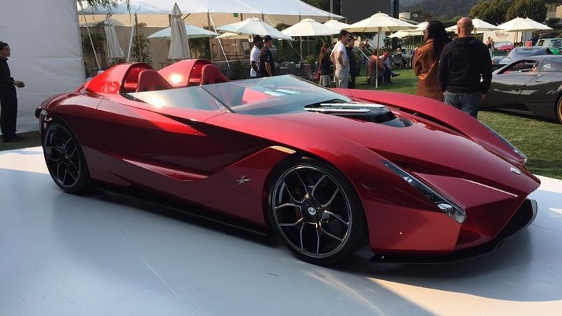 pebble beach concours news and reviews