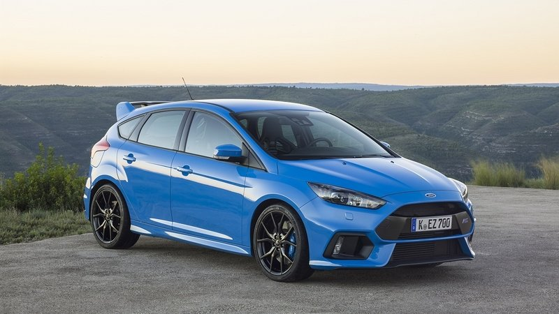 Ford Focus RS Up For Grabs At The Inaugural Forza Racing Championship
