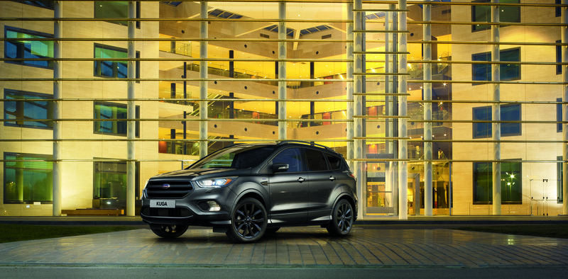 2017 Ford Kuga ST High Resolution Exterior Press Releases - image 683845