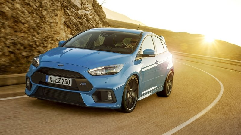 Ford To Start Offering Driving Lessons To Focus RS Owners