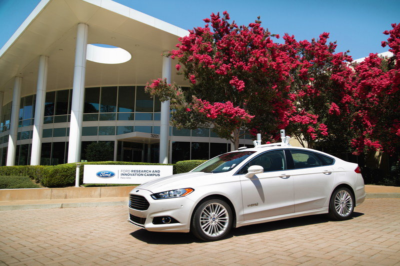 Ford To Invest In Microweather Technology For Autonomous Cars