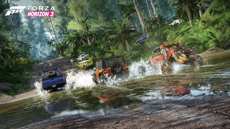 Forza Goes Off-Road with its Week 4 Car Announcement for Horizon 3