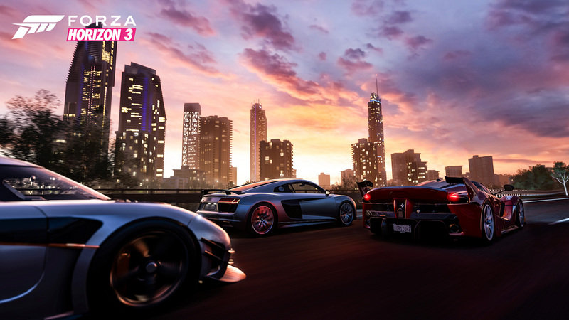 Forza Kicks it Old School with this Week's Horizon 3 Car Announcement