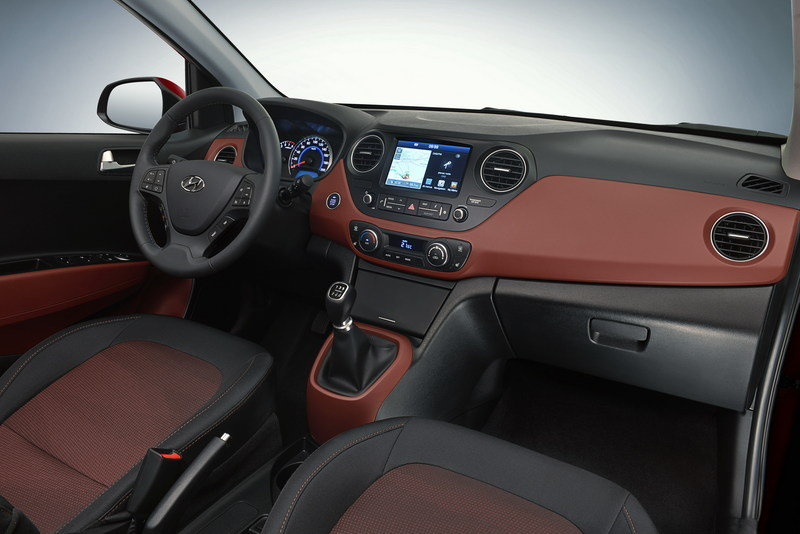 2017 Hyundai i10 High Resolution Interior - image 686898