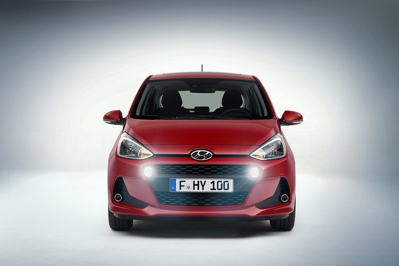 2017 Hyundai i10 High Resolution Exterior - image 686900