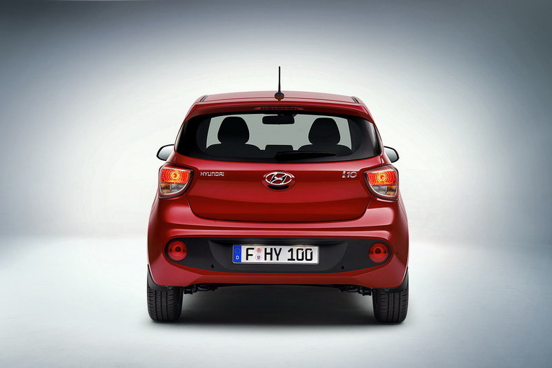 2017 Hyundai i10 High Resolution Exterior - image 686897
