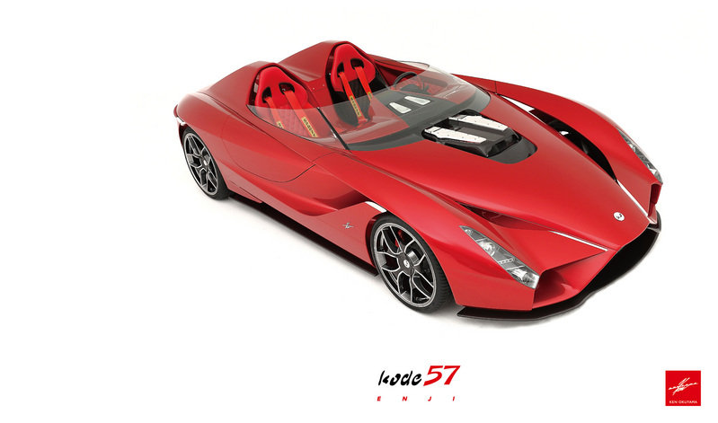2017 Ken Okuyama Cars Kode57 High Resolution Exterior - image 685689