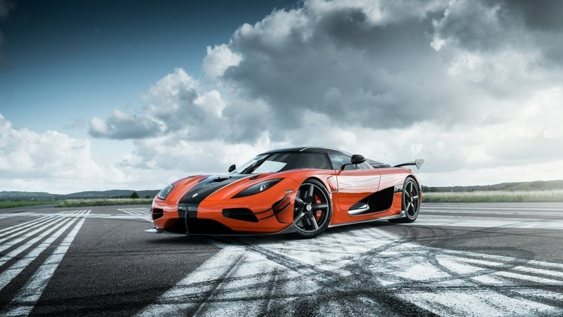 Wallpaper of the Day: 2017 Koenigsegg Agera XS
