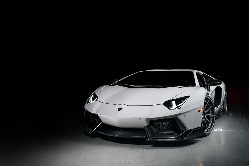 2016 Lamborghini Aventador By 1016 Industries High Resolution Exterior - image 686737