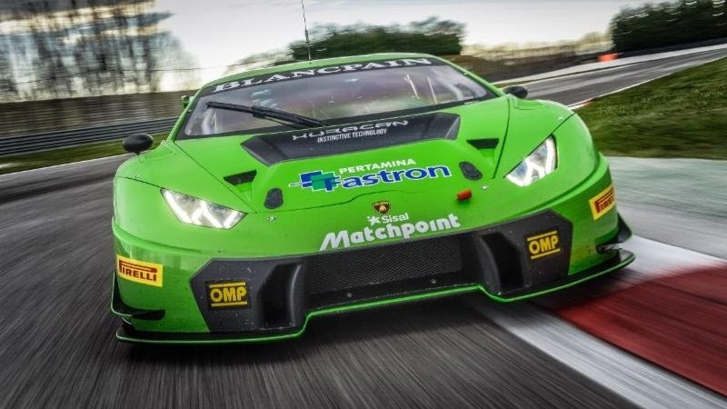 Lamborghini CEO Shoots Down Formula One Entry - image 685153