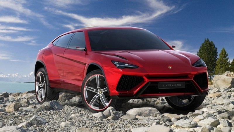 Lamborghini Hopes Urus SUV Will Help Double Sales Volume